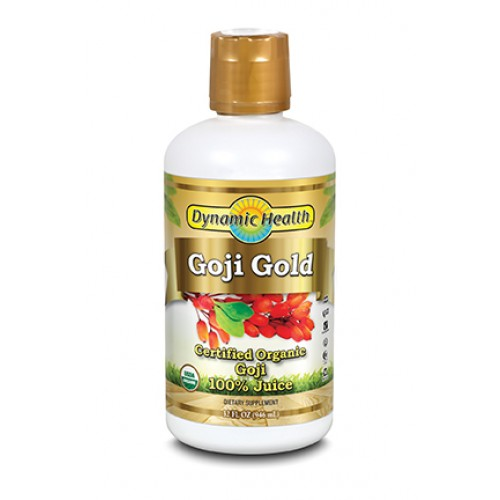 Goji Gold Pure Organic Goji Juice 946ml