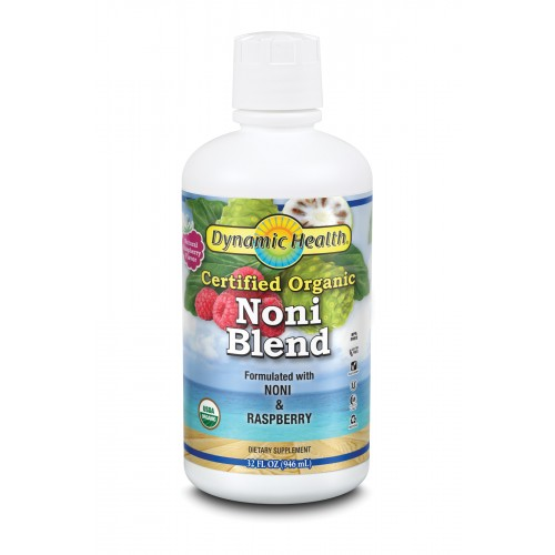 Organic Tahitian Noni Juice 946ml (WITH RASPBERRY AND APPLE CONCENTRATE)