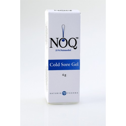NOQ Cold Sore Gel