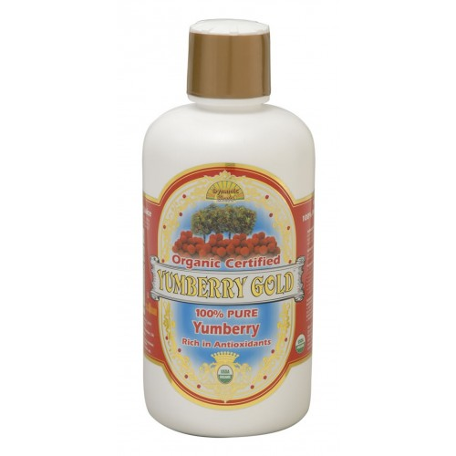 Yumberry Gold 100% Pure Organic Yumberry Juice 946ml