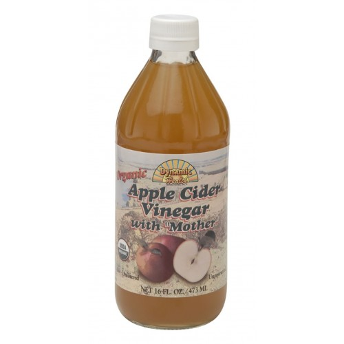 Organic Apple Cider Vinegar with Mother 473ml