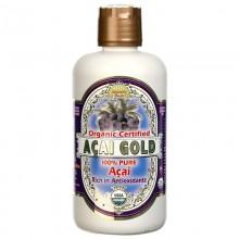 Acai Gold 100% Pure Organic Acai Berry Juice 946ml