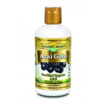 Acai Gold 100% Pure Organic Acai Berry Juice 946ml