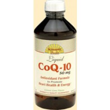 Liquid CoEnzyme Q-10 (Coq10) 8oz (236ml)