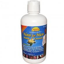 Tahitian Noni for Men (Morinda Citrifolia) 946ml