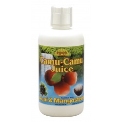 Camu Camu Juice Blended with Acai and Mangosteen 946ml
