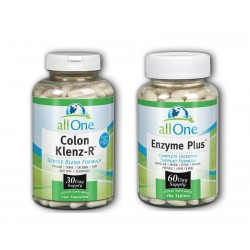 Colon Klenz-R and Enzyme Plus Combo Pack