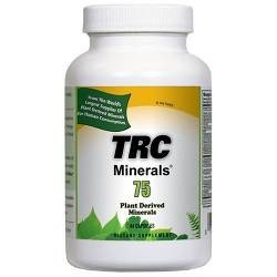 TRC Mineral Capsules - 120 capsules Colloidal Minerals
