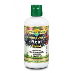 Acai Juice Organic Blend 946ml with Goji Pomegranate Mangosteen and Blueberry
