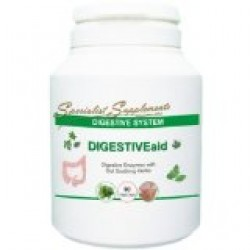 Digestive Aid - Digestive Enzymes 90 V-Caps