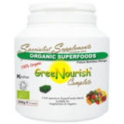 Greenourish Complete 100% Organic Superfoods 300gm