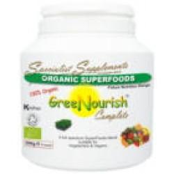 Greenourish Complete 100% Organic Superfoods 300gm