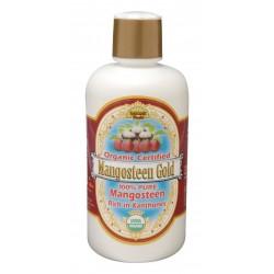Mangosteen Gold 100 % Pure Organic Mangosteen Juice 946ml