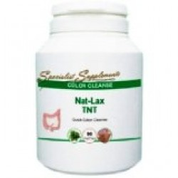 Nat Lax TNT - Quick Herbal Colon Cleanser 90 V-Caps