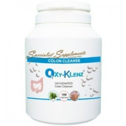 OxyKlenz Oxygenated colon cleanser 100 V-Caps
