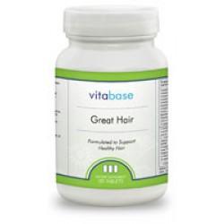 Great Hair - Vitamins to nourish mens hair and prevent hair loss